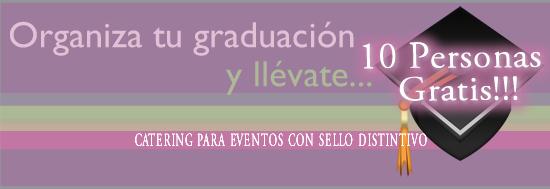 EVENTOS DE GRADUACIÓN